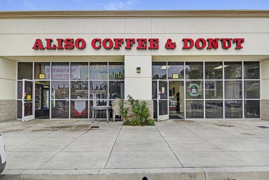 Aliso Coffee and Donut