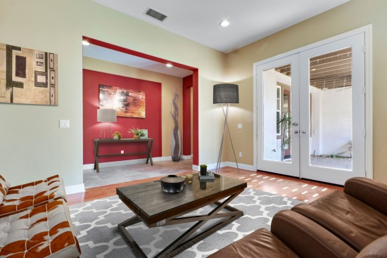 virtual staging - - 2581 Hillcrest