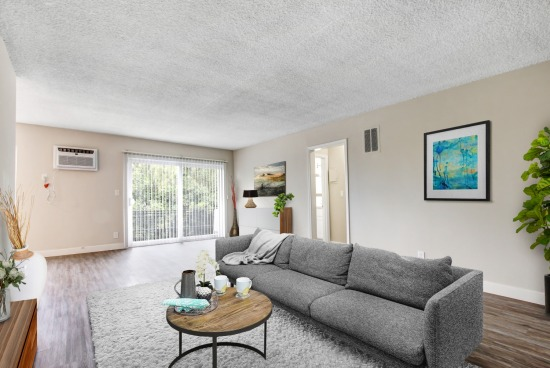 virtual staging - 8811-8825 Woodman Ave 23 and 9
