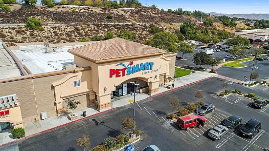 Aerial - Ground - 455 Cochran St Simi Valley